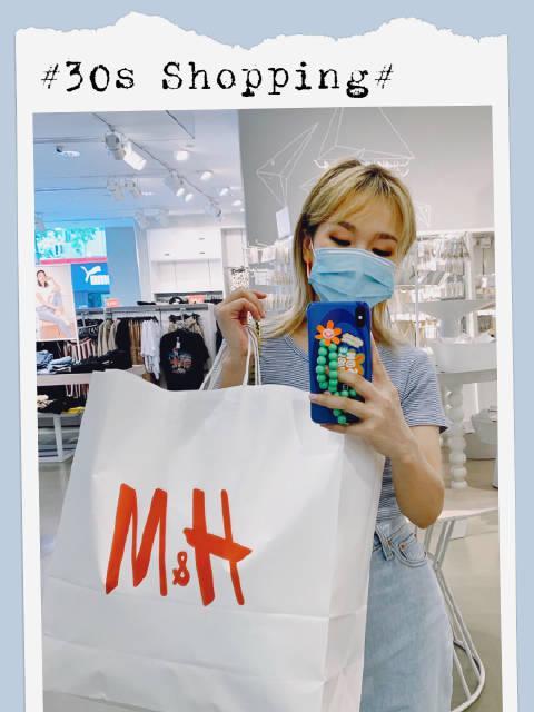 因为疫情难得有机会给你们拍,这次坐标淮海路H&M……
