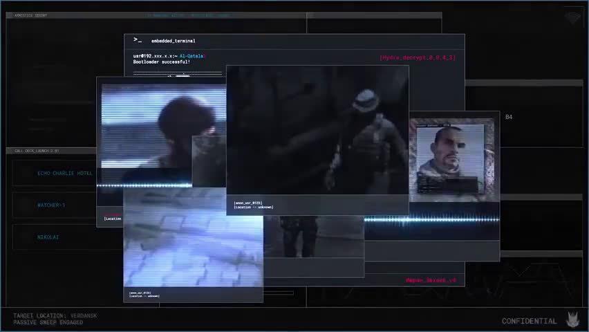 《使命召唤:现代战争》官方新影像 下一赛季新增人物上尉普莱斯