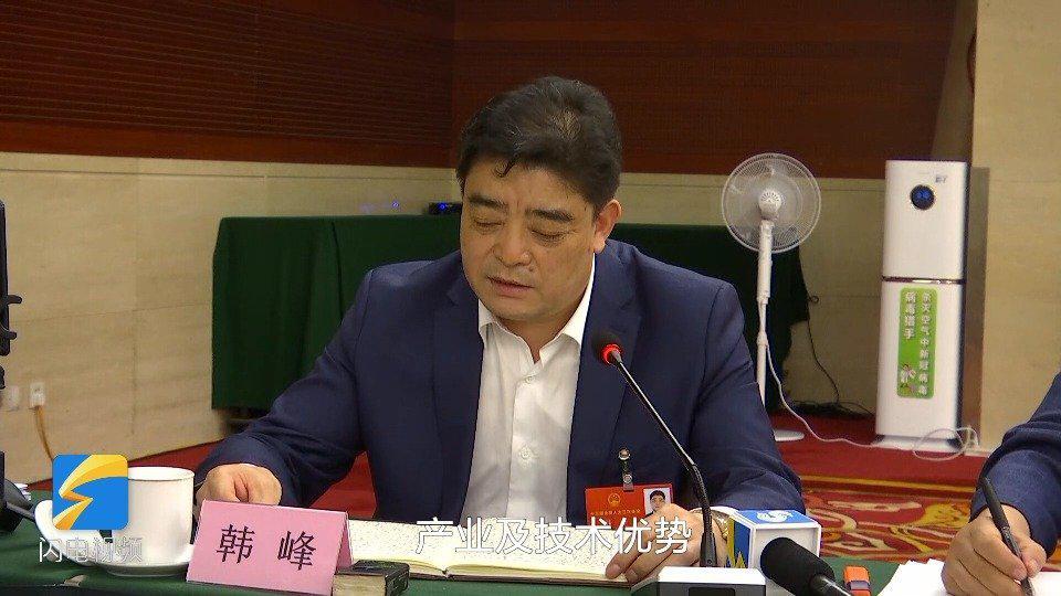 """全国人大代表韩峰:建议把氢能建设发展纳入""""十四五""""能源规划"""