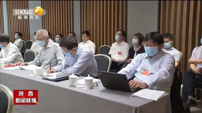 马中平在参加分组讨论时指出 小康全面不全面 生态环境是关键