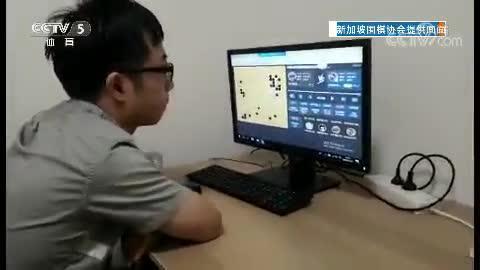 中新网络围棋团体赛首轮新加坡获胜