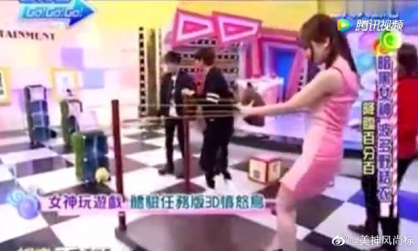 宅男女神波多野结衣 节目组玩游戏 还亲自体验按摩师按摩脚底