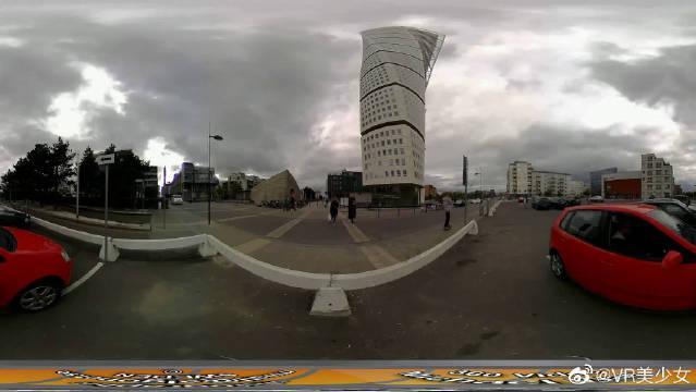瑞典马尔默,旋转大楼,斯德哥尔摩大广场