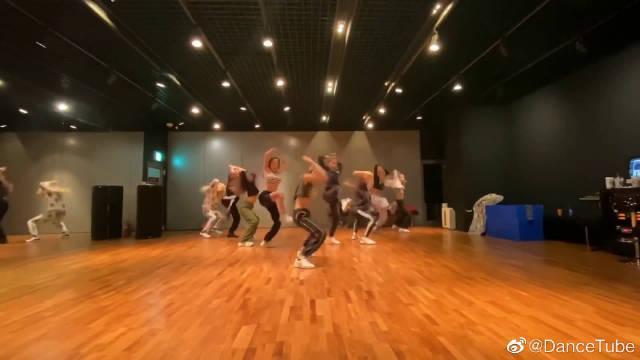 卡点狂魔辣Lisa!Solo舞蹈SENORITA练习室公开 - 1
