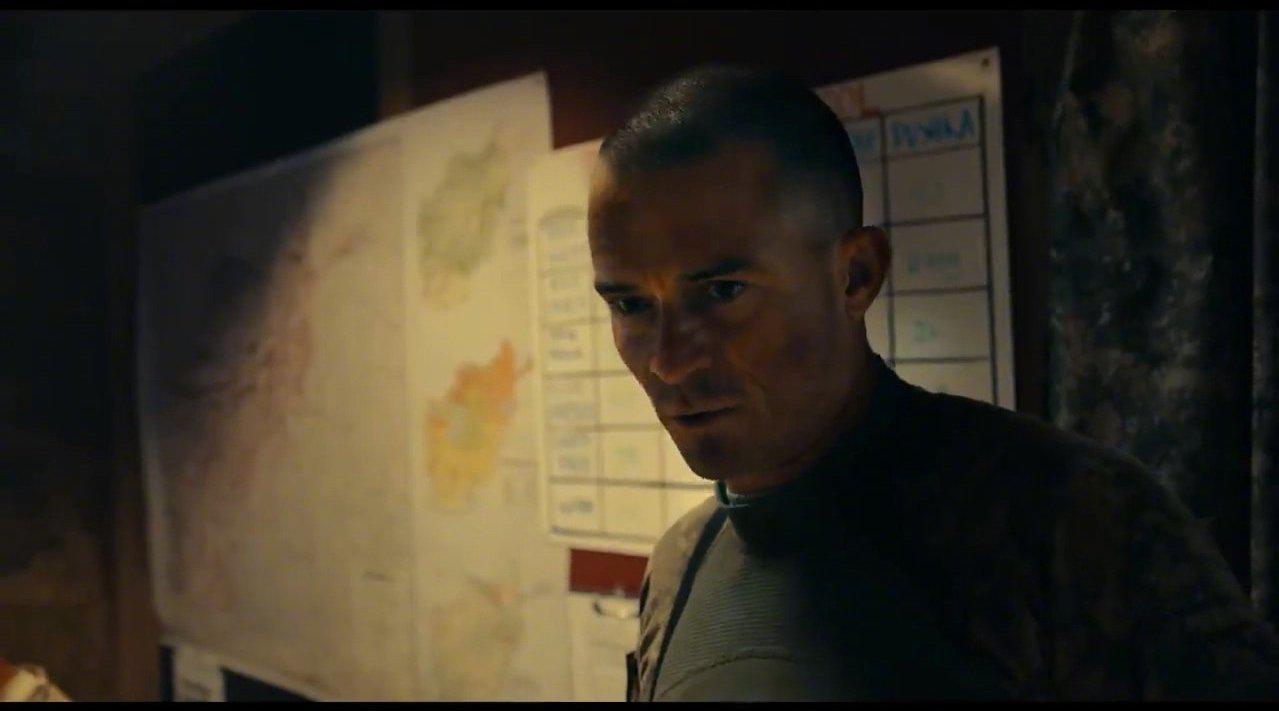 斯科特·伊斯特伍德、卡莱伯·兰德里·琼斯、奥兰多·布鲁姆主演战争惊悚片《前哨基地》(The