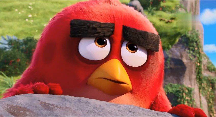 哈哈哈哈哈啊愤怒的小鸟真是个宝藏……