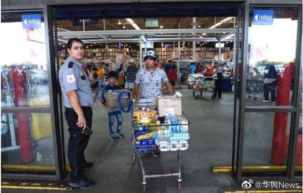 抢购潮退却后,阿根廷超市销售额开始下跌
