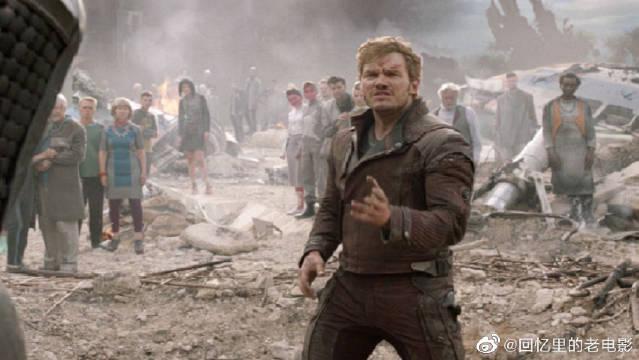 科幻片《银河护卫队》灵魂舞者跳一段舞就能消灭恶魔拯救星球!