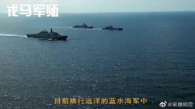 垂发导弹可360度攻击,军舰却还保留倾发装置……