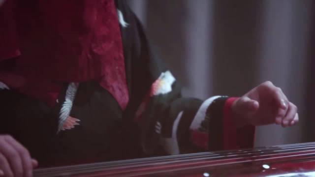 南一先生古琴演奏《卧龙吟》浓浓古风很有韵味