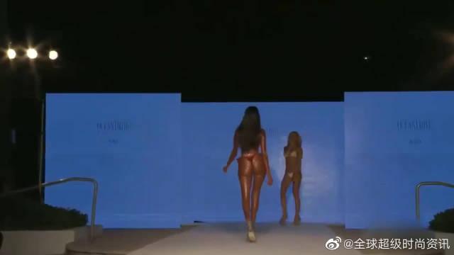 法国巴黎世界小姐比基尼大赛,热辣的比基尼模特秀……