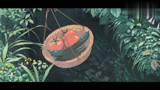 宫崎骏的夏天就是记忆中的童年