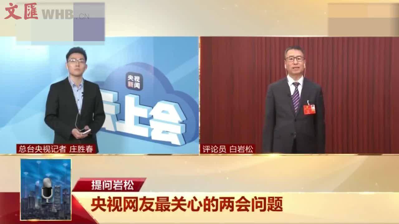 2020两会金句(21)| 委员白岩松:对未来农村教育充满期待