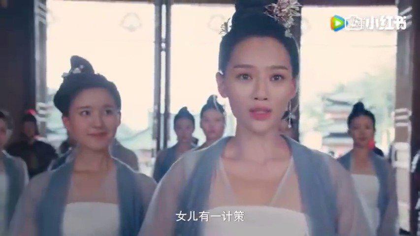原来传闻中的数字小姐真的存在诶 在传闻中的陈芊芊中饰演陈楚楚