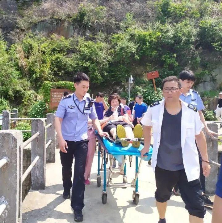 南昌湾里深山救援大接力!游客爬山突发疾病安全获救
