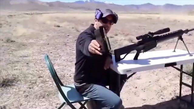 防弹头盔真的能抵挡突击步枪和巴雷特狙击步枪嘛……