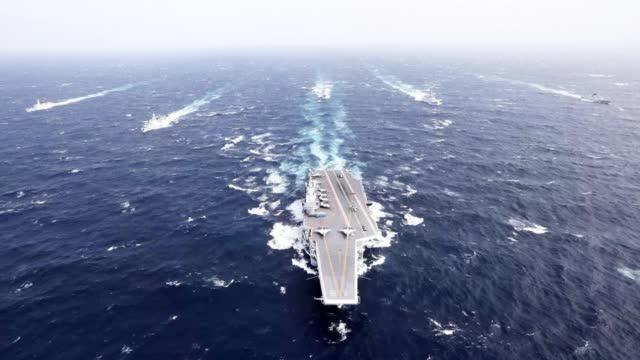 美智库:中国舰艇数量是日本2.5倍 但一项指标落后日本45%