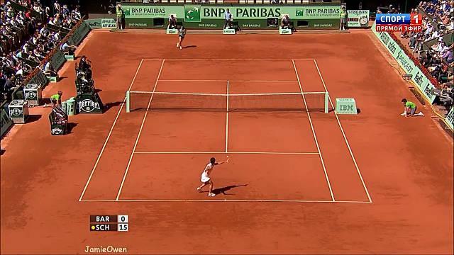 经典回顾:斯齐亚沃尼 vs 巴托丽 2011年法网半决赛……