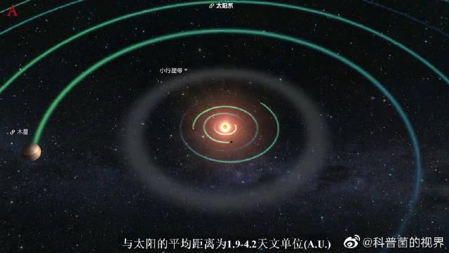 黎明号太空探测器的揭开了灶神星和谷神星的秘密