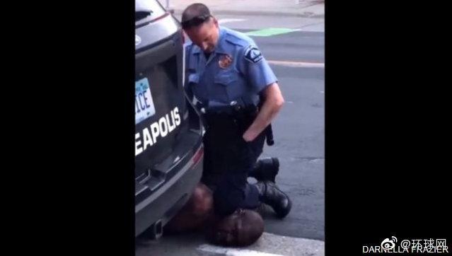 """美国又出现""""警察打死黑人""""事件!4名警员被解雇"""