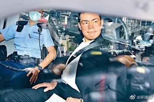 摩鑫豪香港男摩鑫子今日申请保释被拒图片