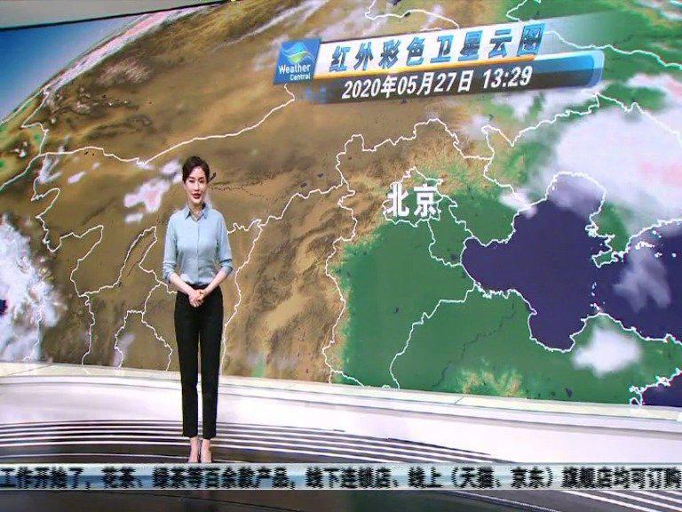 """错过了今儿18:56《北京新闻》后的""""天气预报""""?"""