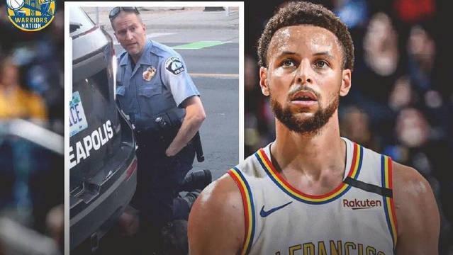 美国明尼阿波利斯市一名黑人男子遭警察跪压其脖颈长达7分钟后不治身亡……