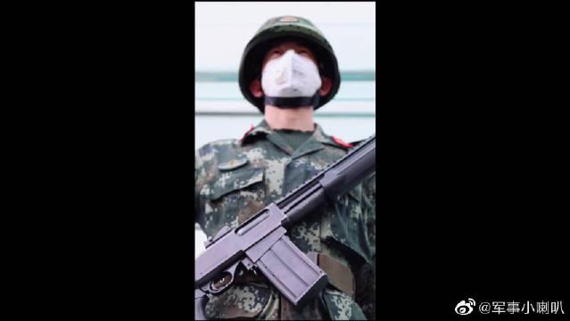 一名普通哨兵的日常执勤瞬间!