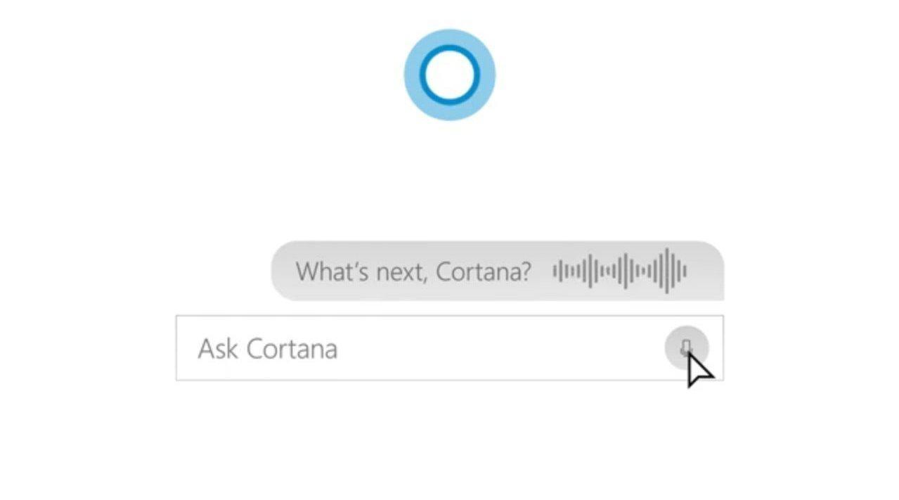 小娜焕新登场 为您介绍 Windows 10 中的新版微软 Cortana