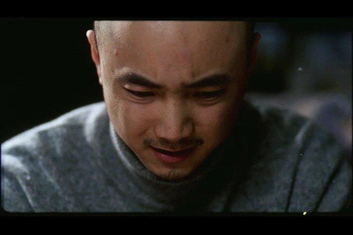 这部拍摄于1999年的《犯罪分子》是程耳在北京电影学院导演系的毕业作品……