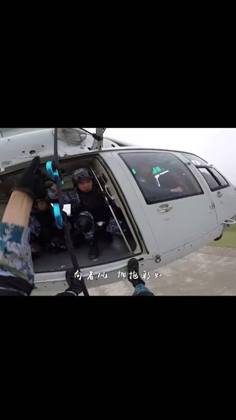 最值得收藏的MV,海军陆战队版《你的答案》来了!(戴威 叶杰)