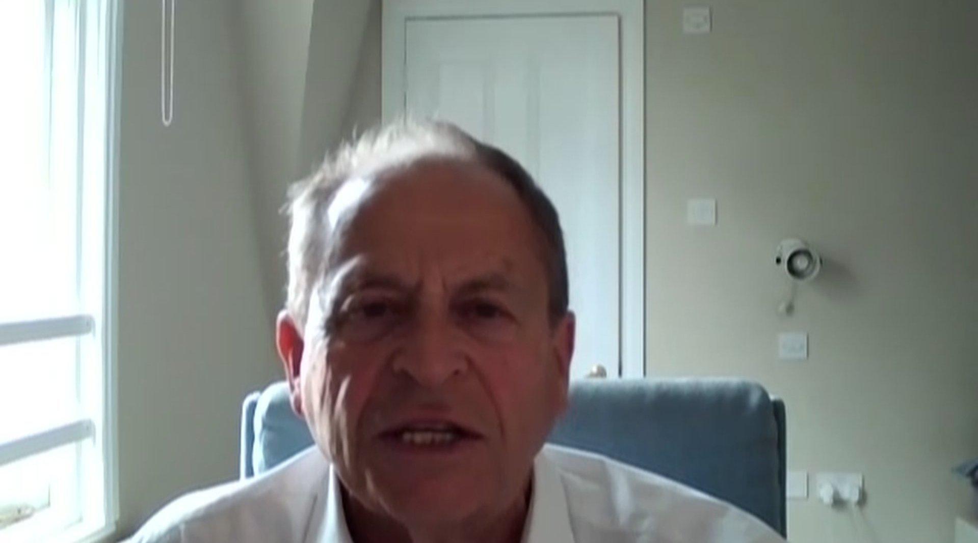外眼看两会:专访英国48家集团俱乐部主席斯蒂芬·佩里