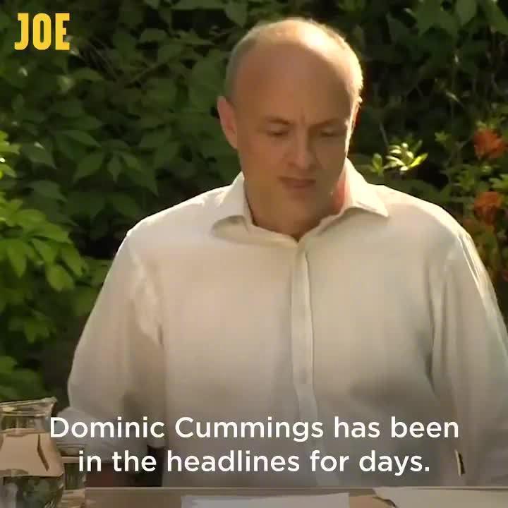 英国首相鲍里斯·约翰逊的亲信幕僚多米尼克·卡明斯(两人大概相当于马英九和金溥聪的关系)最近连续上头条……