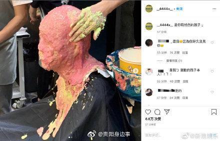 27日晚,@TFBOYS-易烊千玺 在社交平台晒出自己新捏的泥塑作品……