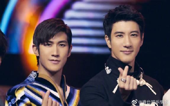 王力宏和李治廷同框了?力宏:他是我双胞胎弟弟!23333