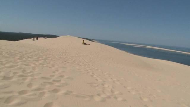 皮拉沙丘(Dune du Pilat),是欧洲最高的沙丘……