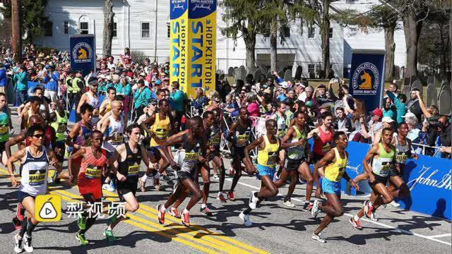 波士顿马拉松124年来首次被取消:改为线上赛