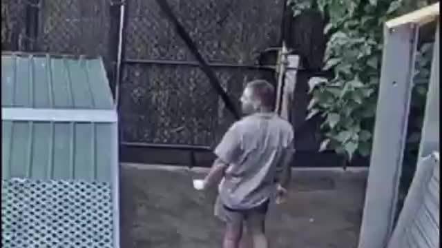 墨尔本一位动物园饲养员工作间隙跳起了魔性舞蹈