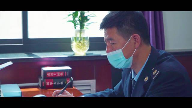 """榆林:""""东方红""""税事情——佳县税务局疫情微电影"""