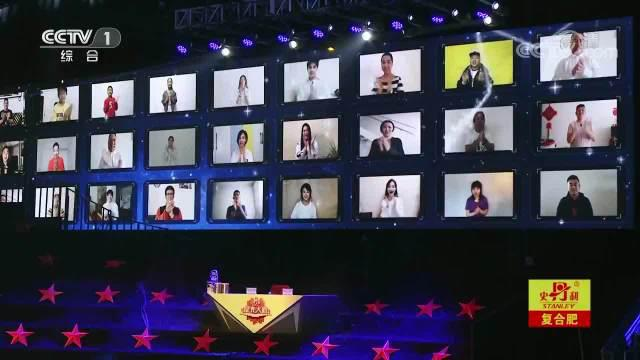 突破自我 王小健表演异域风情版《最炫民族风》