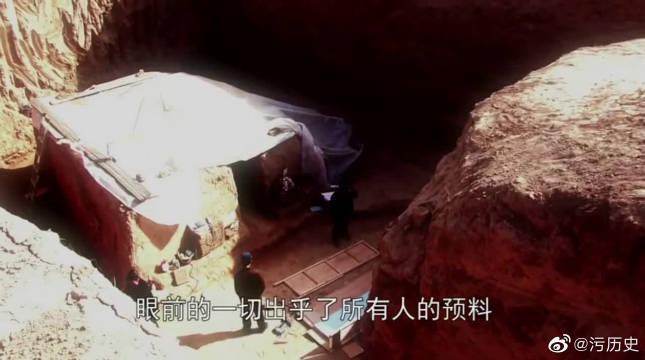 工地施工挖出豪华墓葬,里面没有棺材也没陪葬品,考古队疑惑不解