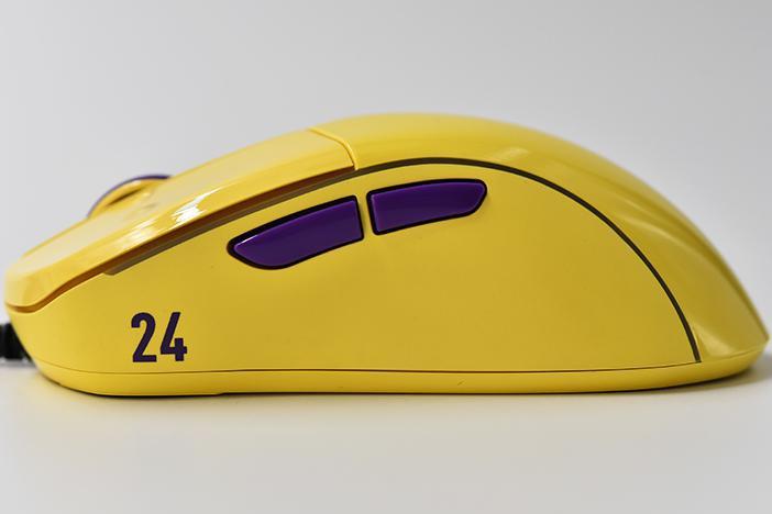 65克超轻量化:达尔优A960暴风游戏鼠标评测