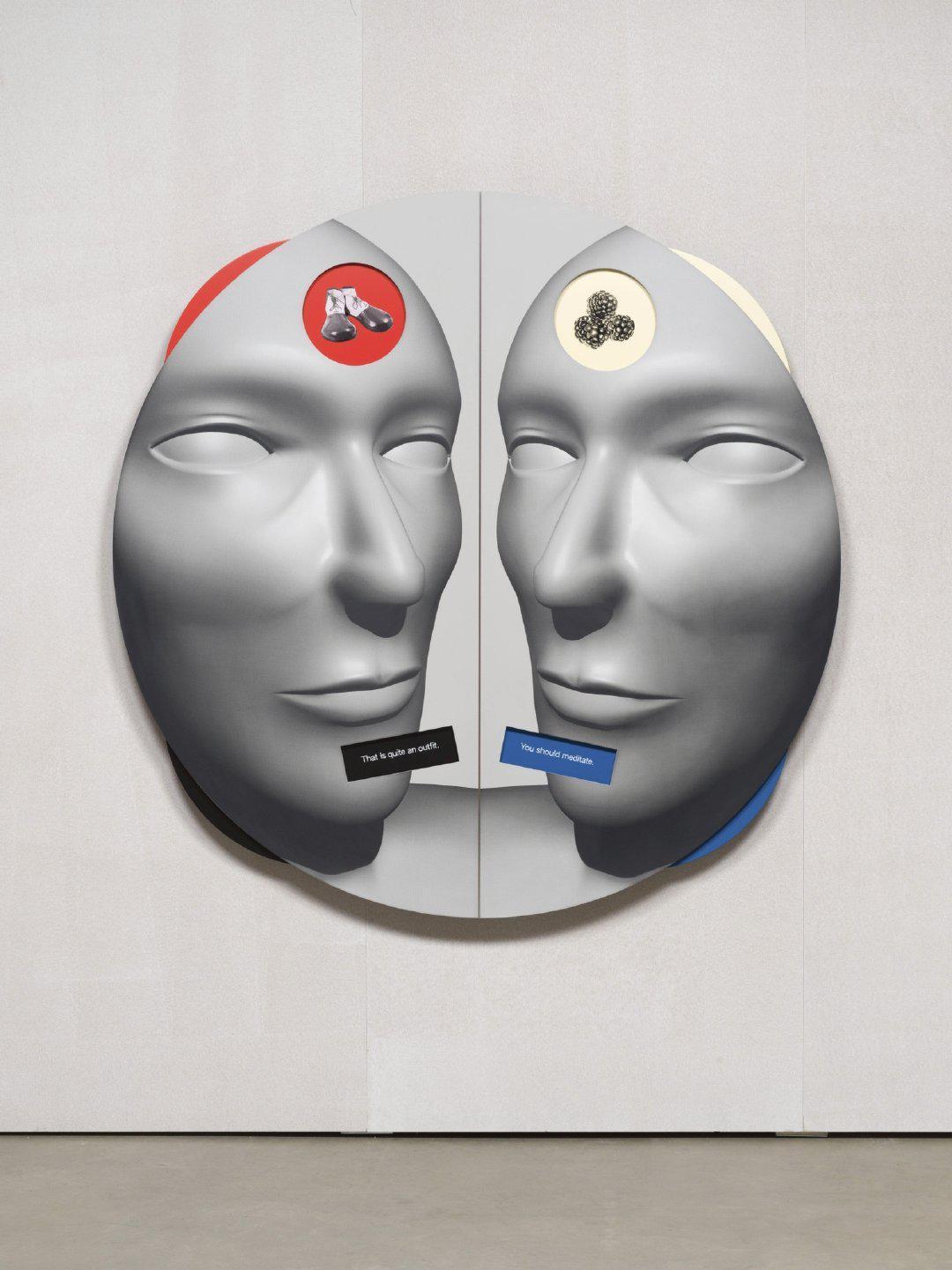 美国当代艺术家Kathryn Andrews的作品探索艺术原创的本质、物质