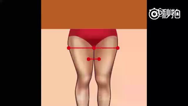 超级实用的减肥操教你如何在家轻松瘦腿