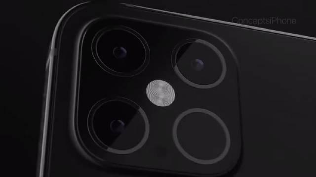 设计师Mauro Battino发布了一个iPhone 12预测概念视频 这个海军