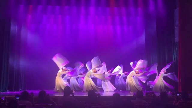 广西艺术学院2016级 舞蹈表演与教育女2班 毕业晚会💐片段 神仙班