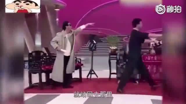 珍藏!周星驰爆笑小品,连同吴镇宇刘青云示范跑龙套如何抢镜头!