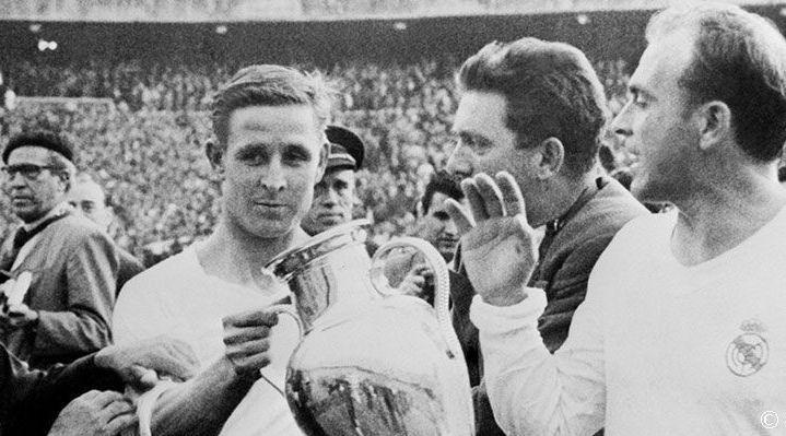 1957年的今天,皇马2-0击败佛罗伦萨……