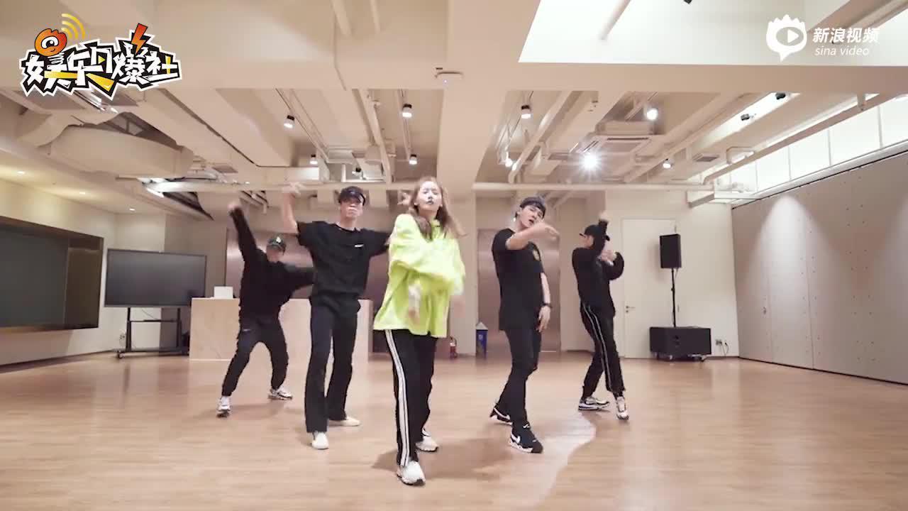 视频:林允儿生日跳男团舞宠粉 眼神动作超飒不输男爱豆