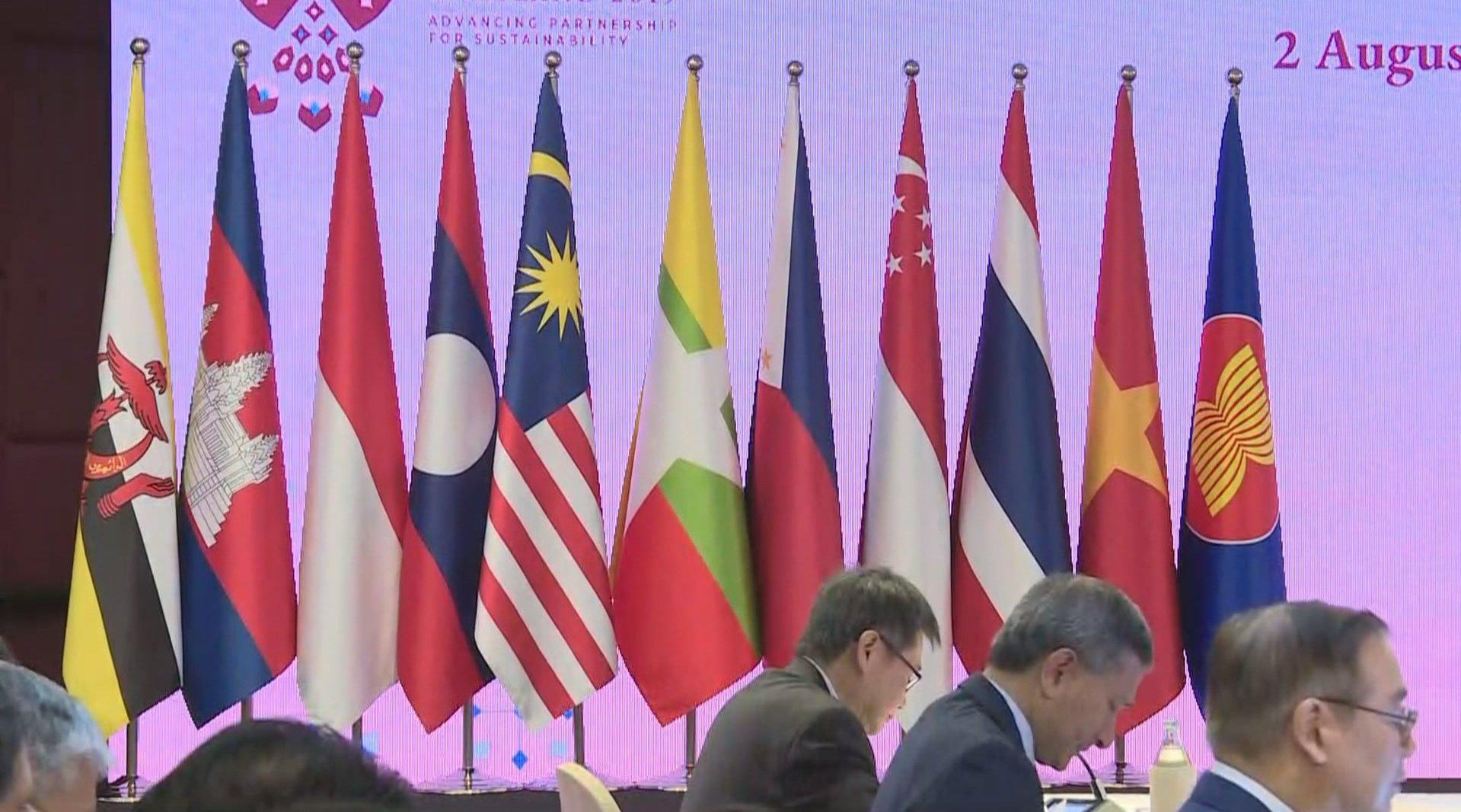 中国东盟举行共同抗击新冠疫情线上论坛